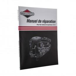 MANUEL DE RÉPARATION MOTEUR OHV BICYLINDRES BRIGGS & STRATTON