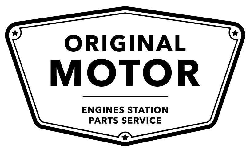 logo ORIGINAL MOTOR